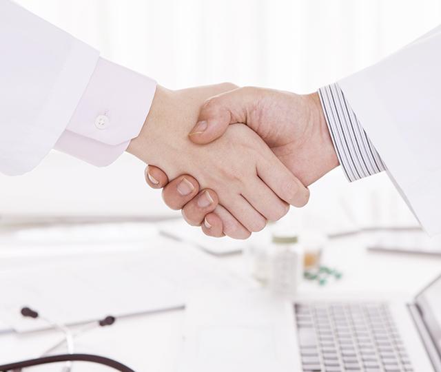 他医療機関や行政機関との適切な連携
